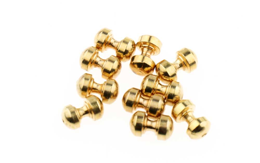 Dumbells Brass Eyes