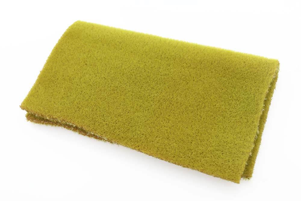 Furry foam